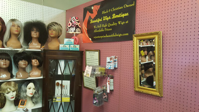 best desoto thrift store offering wigs