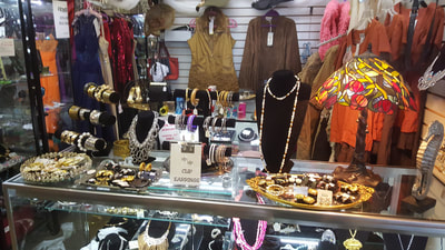 upscale resale shop selling fine jewlery