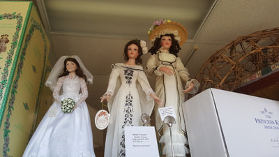 Vintage Dolls & Collectibles - Texas- Desoto